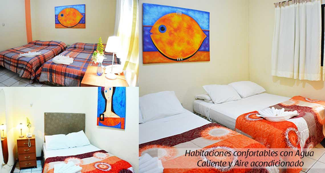 Hostal del Pacifico, Chinandega
